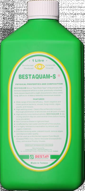 Thuốc sát trùng Bestaquam S
